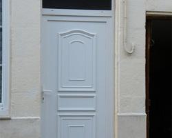 Menuiserie Gruet - Châtillon-sur-Seine - Porte d'entrée