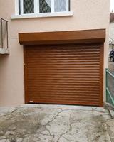 Menuiserie Gruet - Montbard - Porte de garage roulante motorisée