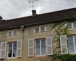 Menuiserie Gruet - Brion-sur-Ource - Fenêtre PVC 2 vantaux