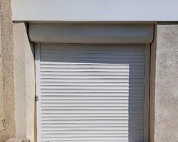 Menuiserie Gruet - Balot - Porte de garage roulante motorisée