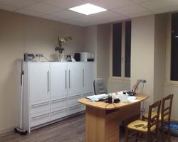 Menuiserie Gruet - Châtillon-sur-Seine - Agencement Commerce : pose de parquet, fabrication de meubles